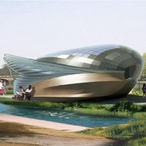 A Napcsapda Háza ? a HelioMet brit csapat által készített Solar Decathlon projekt