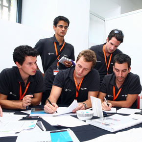 Solar Decathlon workshop Madridban