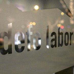Exhibition at defo labor