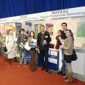 Comfort Exhibition and Conference in Budapest, Building Energy and Building Reconstruction