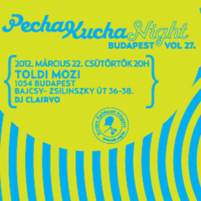 Pecha Kucha Night vol.27.