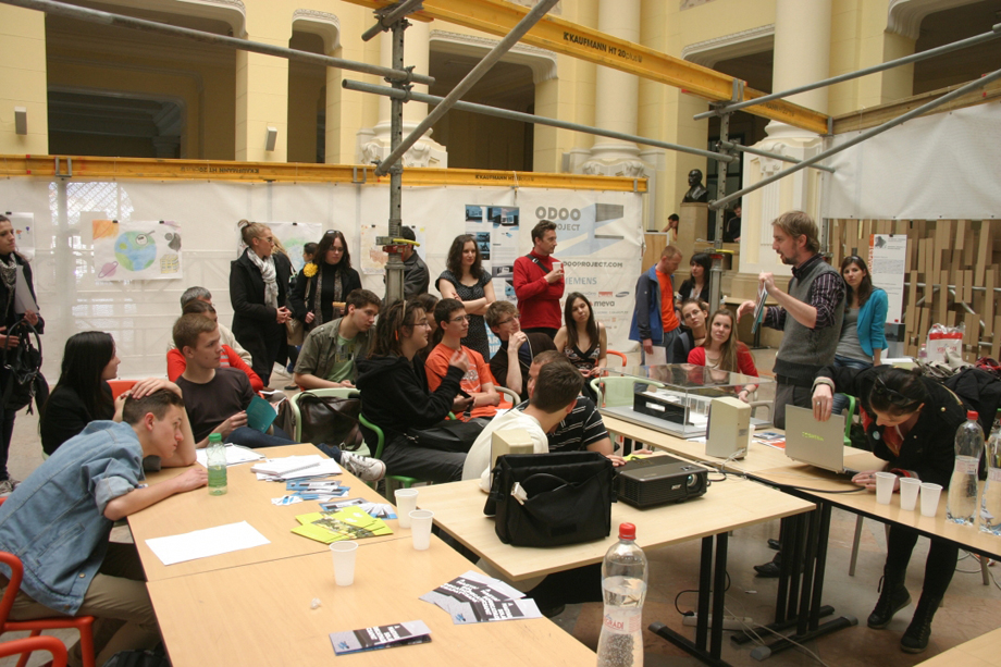 debate23 Odookidentry   Vitadélután a fenntarthatóságról az odúban