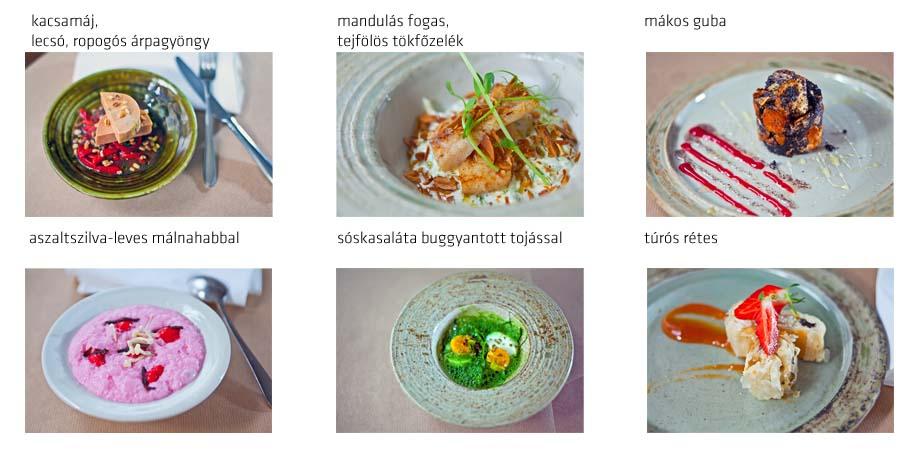 menu blogra Dinnerparty