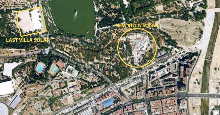 villasolar1 Az új Villa Solar helyszín
