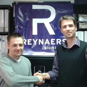 Megállapodás a Reynaers-szal