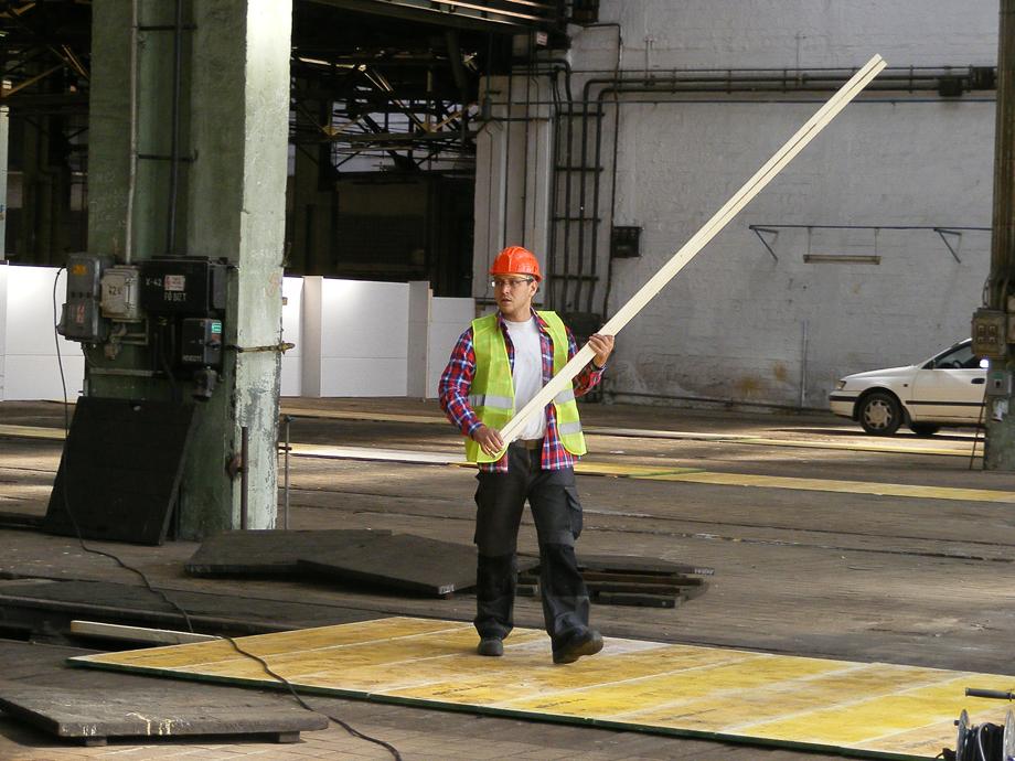 DSCF1004 La construcción ha empezado