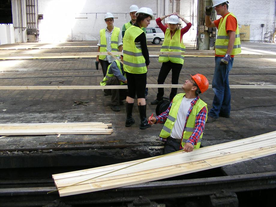 DSCF1059 La construcción ha empezado