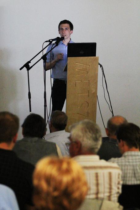 IMG 8200 Intelligens Épület   Metszet konferencia