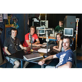 Odooproject en la radio
