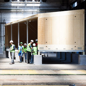 Faimádók figyelem!  OdooMaterials- Rétegelt ragasztott tömör fapanel a Lignum Európa Kft.-től