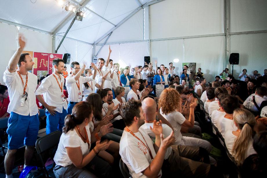 14 IMG 1567 Nagykép   Hivatalosan is elindult a Solar Decathlon 2012