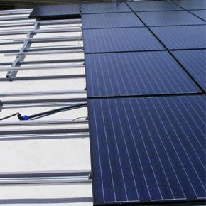 OdooMaterials – SCHÜCO photovoltaikus rendszer az ALUKÖNIGSTAHL Kft-től